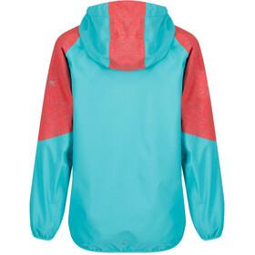 Regatta Deviate II Jacket Mädchen ceramic/coral blush reflective